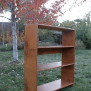 image of bookcase one